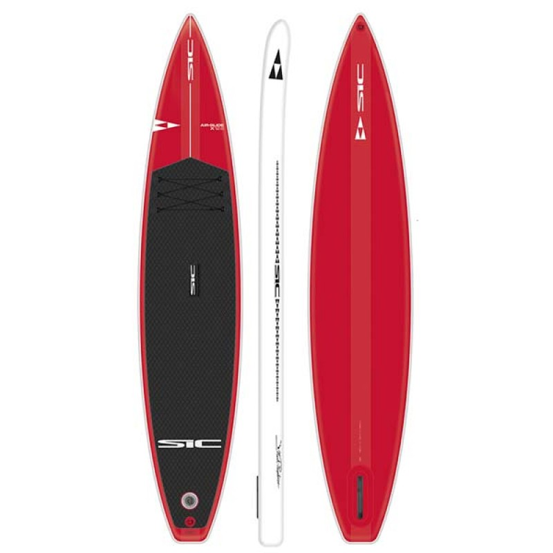 2018  SIC Maui X-12.6 Air-Glide Inflatable Paddleboard - Free Shipping