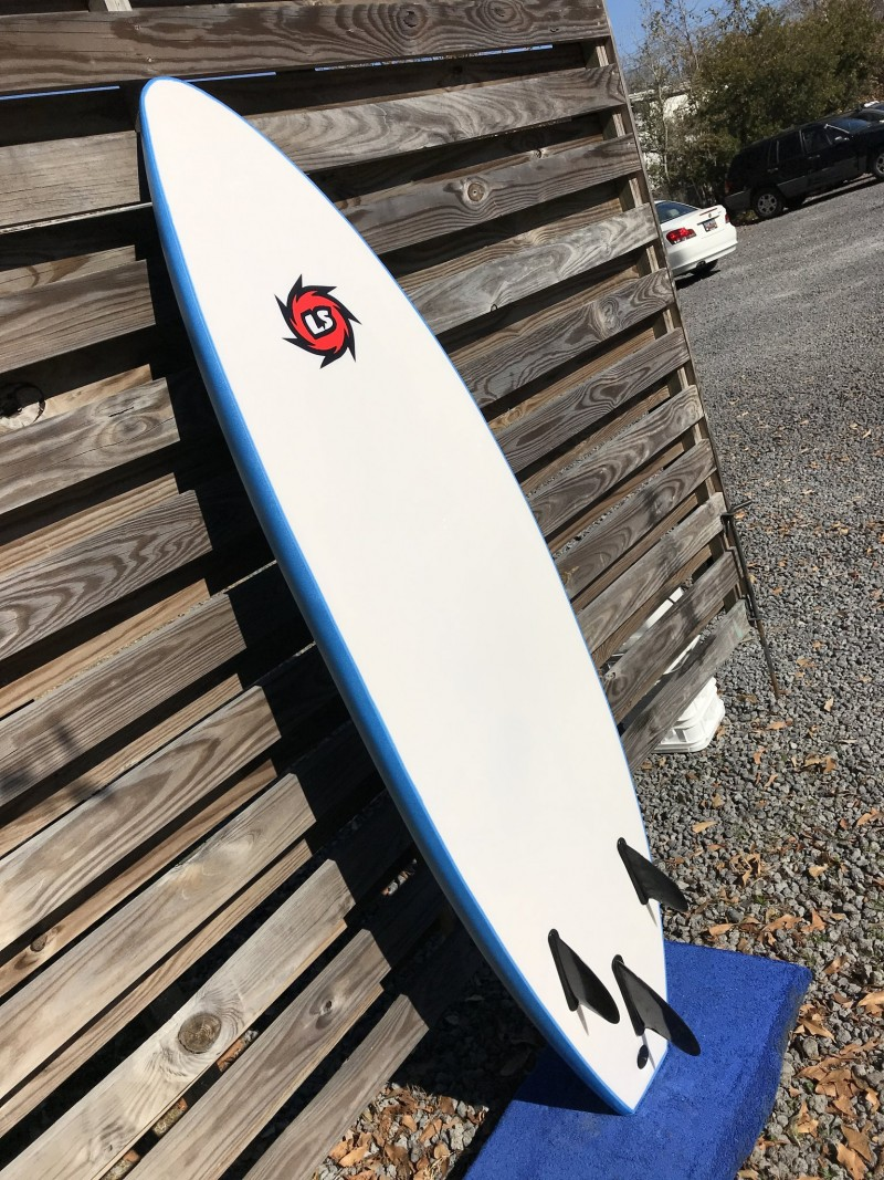 2018 6' Liquid Shredder Beginner Surfboard