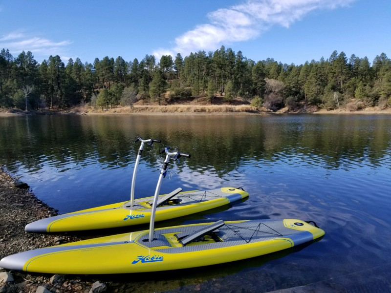2018  Hobie Mirage Eclipse 12'0
