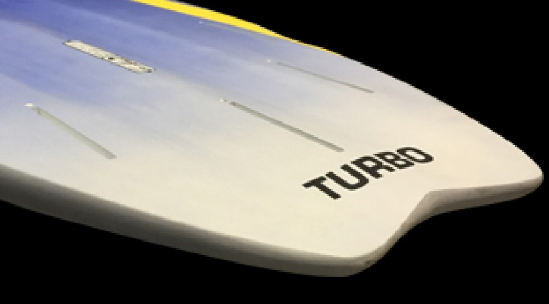 2017 McKee Turbo SUP