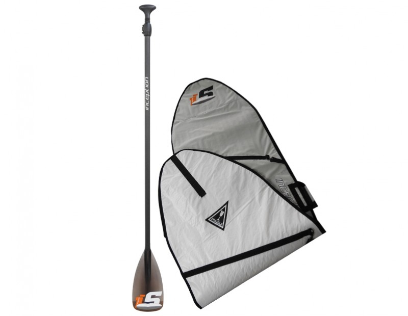 2018 Inception - Package (Board, Bag, Paddle, Leash)