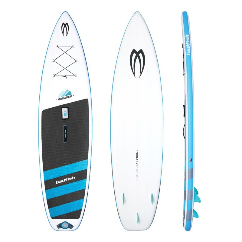 2018  Badfish Monarch Inflatable SUP