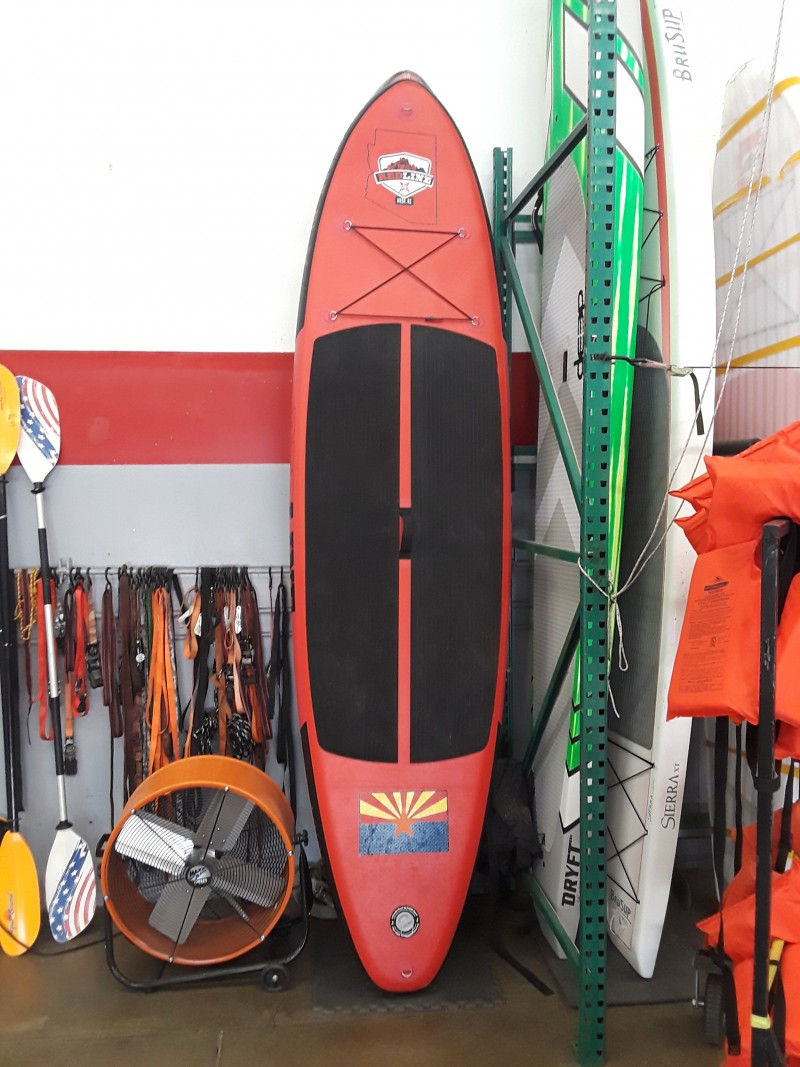 2019  Redline Inflatable Paddle Board