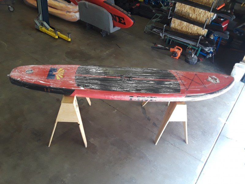 2017  Redline Inflatable Paddle Board